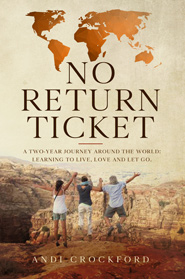 No Return Ticket book cover