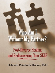 This wonderful self-help book on re-partnering is a collaboration between Deborah Potashnik Hecker PhD and Mark Graham Communications.