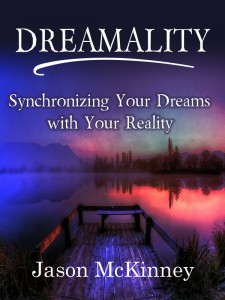 This unique self-help book on realizing your dreams as a reality is a collaboration between Jason McKinney and Mark Graham Communications.