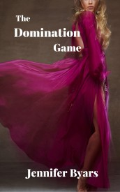 The Domination Game, an enticing tale of a strong heroine persona clashing with a strong alpha male was written by Jennifer Byars and published by Mark Graham Communications.