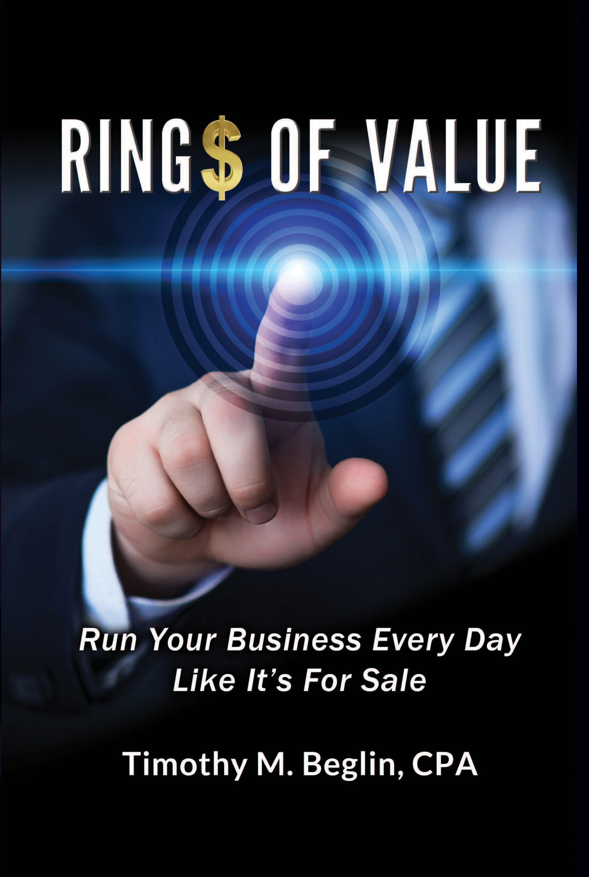 image of a book cover for Rings of Value