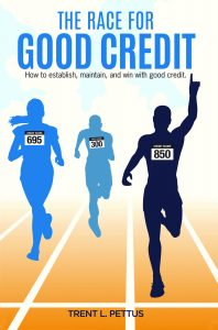 image of The Race for Good Credit book cover