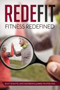 Redefit - Fitness Redefined book cover