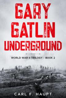 Gary Gatlin Underground book cover